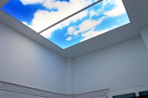 decke 60x120 lichtdecke mit unserer skypanel deckenbeleuchtung