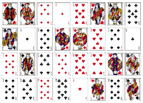 Playing cards, with R   Freakonometrics