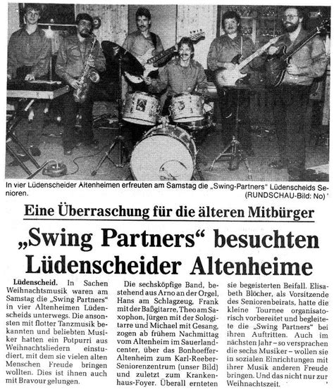 swing partners das archiv der swing partners