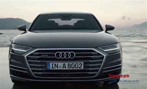 Porsche Finance Group Romania by Noul Audi A8 Ofertă Specială De Finanţare Prin Porsche