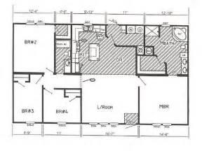 wide floor plans wide manufactured homes floor plans bestofhouse