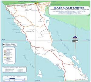 Map Of Baja California Mexico by Maps Of Mexico Including State Maps Of Mexico