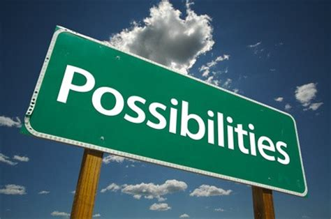 coaching and possibilities