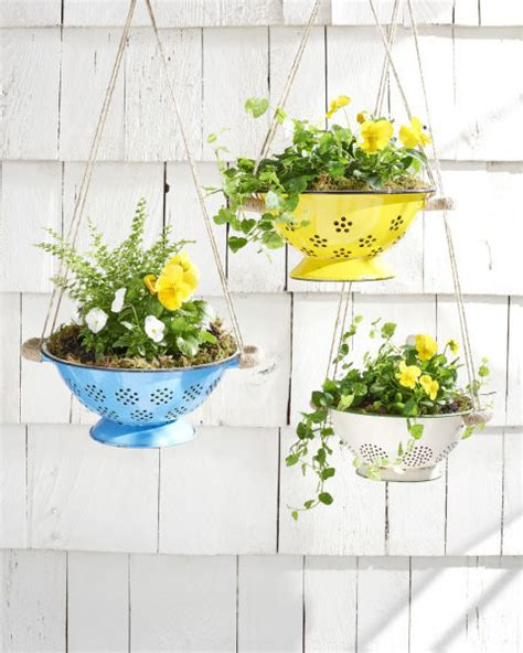 why are flowers brightly colored 10 creative diy garden planters made from upcycled finds