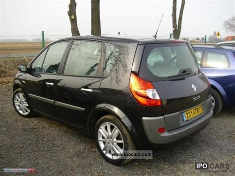 renault scenic 2007 2007 renault scenic panorama 1 5dci car photo and specs