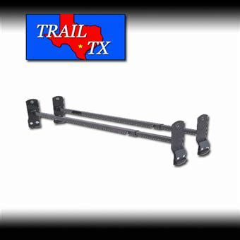 trail tx van ladder racks