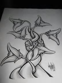 Flower In Vase Drawing Pencil Drawing Images Flowers Archives Pencil Drawing