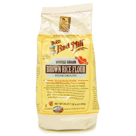 producers organic wheat flour millers stone ground brown rice flour whole grain stone ground bob s red