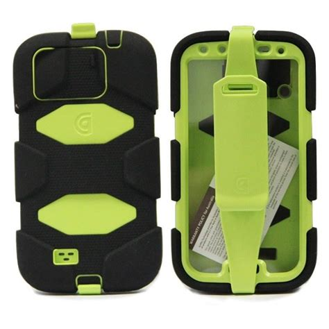 Griffin Survivor S4 Green Garansi for samsung s4 griffin survivor waterproof for