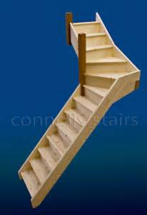 New Banister And Spindles One Turn Attic Stairs One Turn Attic Stairs Ireland