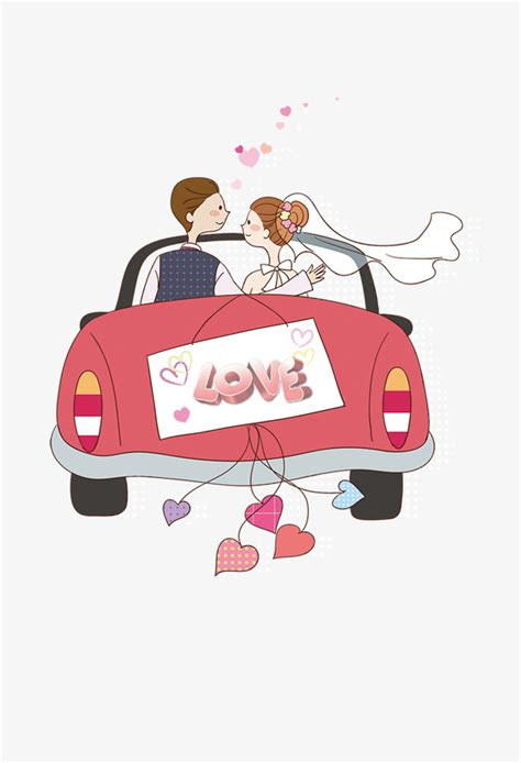 wedding car clipart wedding car wedding car png image