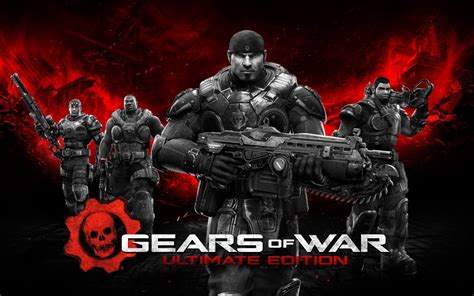 gears  war ultimate edition wallpapers hd wallpapers
