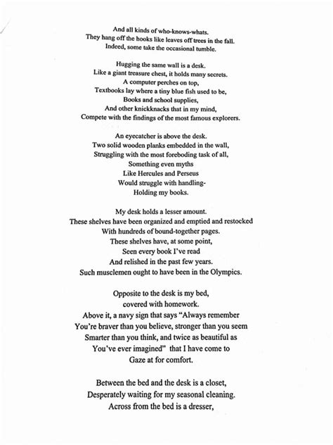 Poetry - Mr. Burke & Mrs. Stein's Website