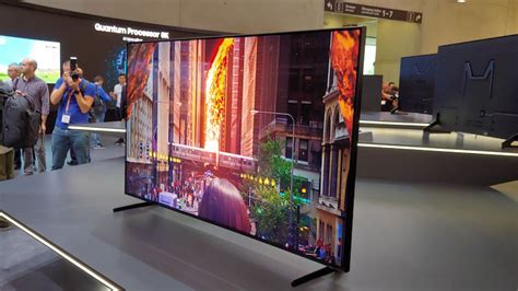 ifa 2018 samsung unveils real 8k resolution for qled 8k televisions