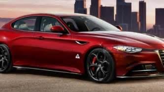 Alfa Romeo Gtv 2016 Nuova Alfa Romeo Alfetta 2018 I Rendering Di Un Appassionato