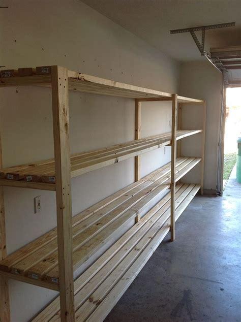 basement storage shelves plans best 25 garage shelving ideas on garage storage shelves diy garage storage 2x4 and