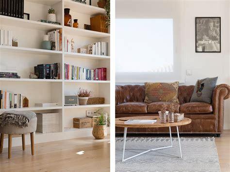 Decoration Appartement Moderne by D 233 Co Chaleureuse Dans Un Appartement Moderne Blueberry Home
