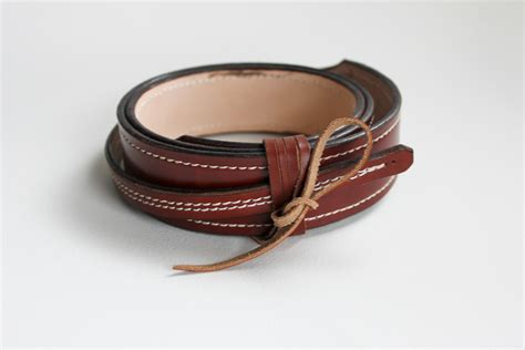 Handcrafted Belts - buck less handmade leather belts moco loco submissions