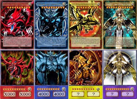 yugioh apk yugioh orica slifer obelisk ra horakhty anime 8 cards ebay