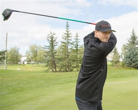 long drive swing golf weekly former vipers pitcher freeborn growing into