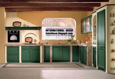 Kitchen Cabinets Country Style Country Style Kitchens 15 The Best Kitchens In Country Style Interior Home Decors