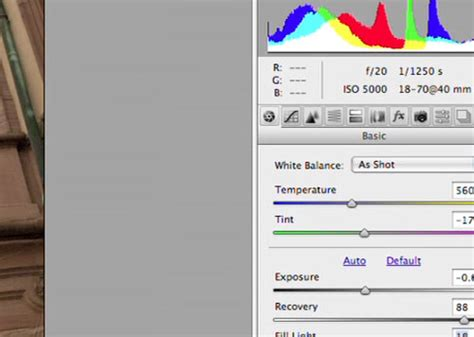 tutorial raw photoshop cs5 camera raw plugin cs5