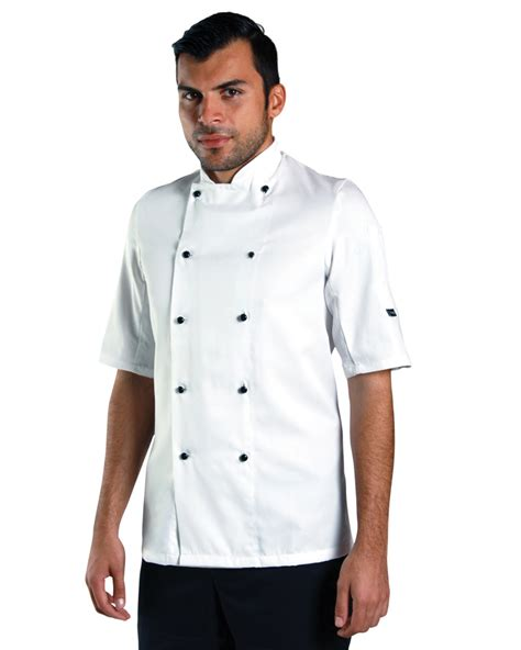 Sweater Chef removable stud lightweight sleeve chef quot s jacket