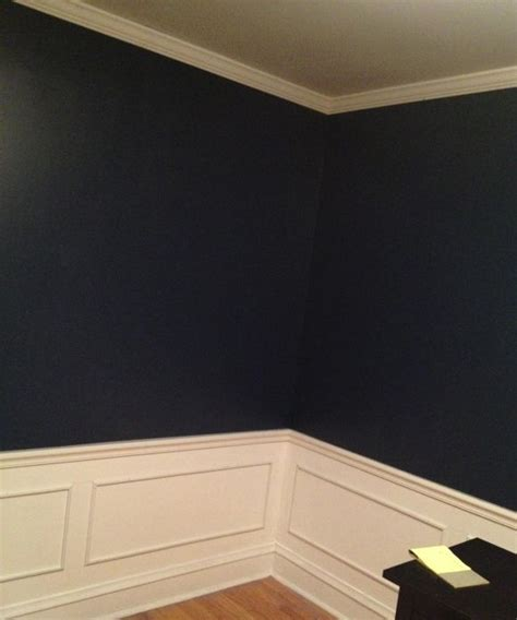 How To Install Chair Rail With Wainscoting How To Diy Install Crown Molding And Faux Wainscoting