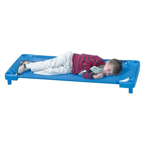 Daycare Mats And Cots by Children S Factory Rest Time Toddler Cot Size