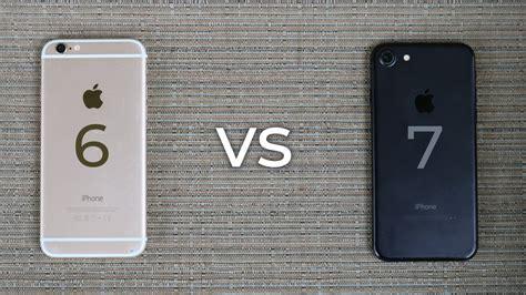 iphone 6 vs iphone 7 2019 comparison