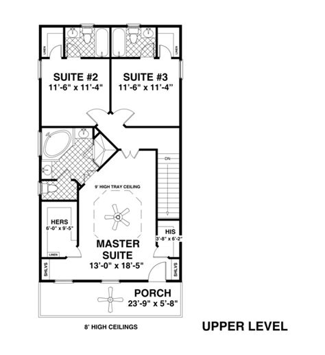 ocean view house plans ocean view home floor plans