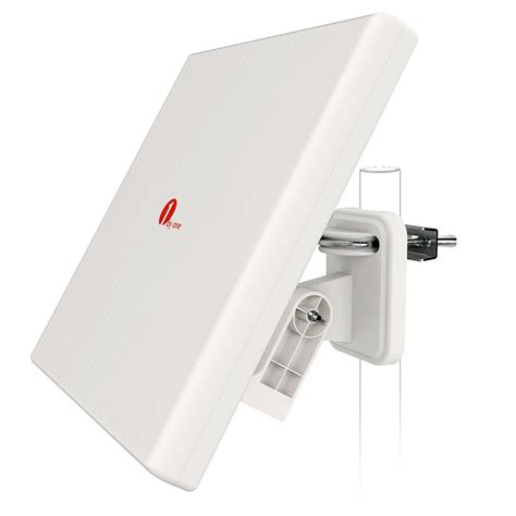 1byone omni directional outdoor antenna 60 range review the air digital tv