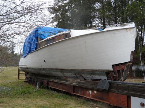 craigslist boats georgia 1941 matthews cabin cruiser powerboat for sale in georgia