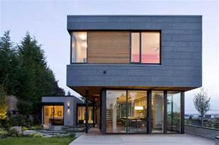 Small House Architects Seattle Contemporary Houses Residences E Architect