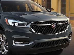 Gm Buick Enclave 2018 Buick Enclave Avenir Revealed Gm Authority