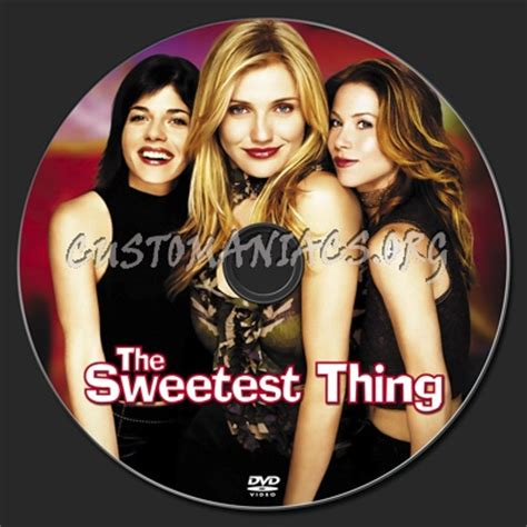 Vcd The Sweetest Thing dvd covers labels by customaniacs view single post