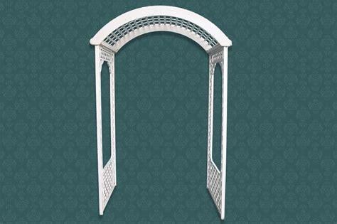 Wedding Lattice Arch by White Lattice Wedding Arch Wedding Arches