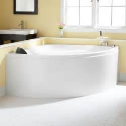 Bathtub Pics by 56 Quot Boracay Corner Acrylic Tub Bathroom