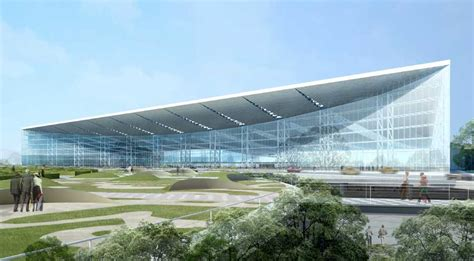 architect and building news report on airport building kolkata airport india building e architect