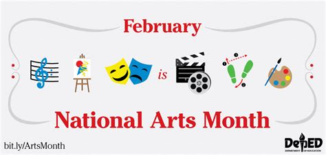national month national arts month philippine primer
