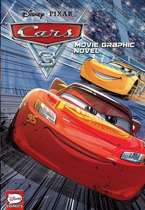 film disney cars 3 disney pixar cars 3 movie graphic novel take five a