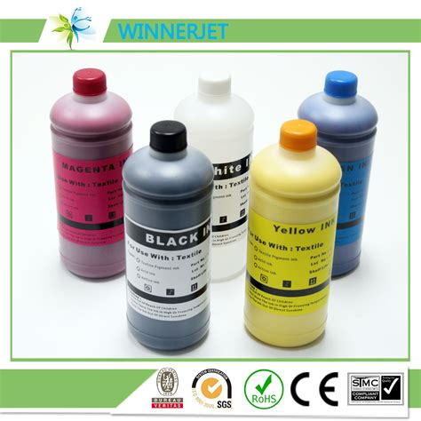 Sale Tinta Sublim China Epson 1 Set 6 Warna 250 Ml popular white ink dtg buy cheap white ink dtg lots from china white ink dtg suppliers on