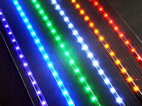 Flexible Led Strip Lights By The Foot 1ft Led Strips Lights