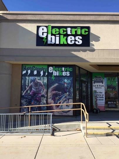 E Bike Shop by High Country E Bikes Your West Taylorsville E Bike