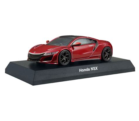 1 64 kyosho honda nsx s660 1 box 6 models sealed minicar collection japan booster