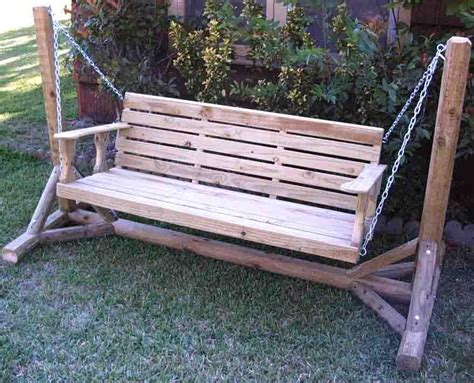 how to build a freestanding porch swing free stand alone porch swing plans woodworking plans ideas