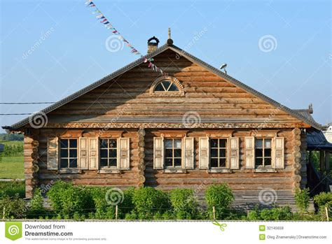 houses in russia typical russian old wooden house in countryside russia old russian houses