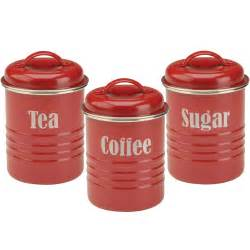 Red Kitchen Canister Sets by Product Not Found
