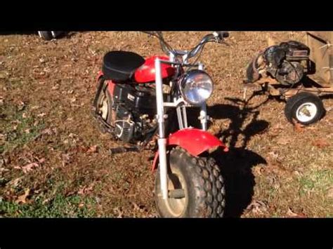 doodlebug torque converter baja warrior mini bike