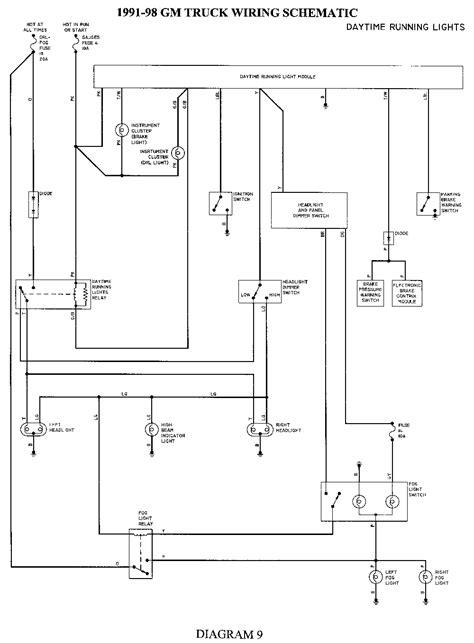 [DW_7233] Gm Headlight Switch Wiring Diagram 2001 Gm